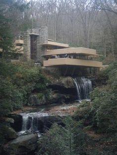 Fallingwater by Fran