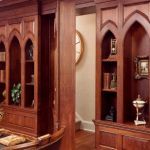 Secret Bookcase Door in Home Office