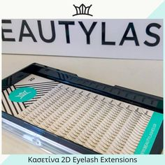 2D Eyelash Extensions 13.90€ #beautylashesgr #lash #lashes #lashextensions #lashesonfleek #lashartist #lashlove #lashaddict #exte #extensions #extension #extensionspecialist #eye Beauty Lash, Eyelash Extensions, 2d, Eyelashes, Instagram, Products, Lashes, Lash Extensions, Gadget