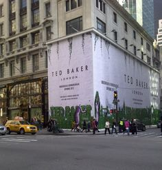 Ted Baker store coming soon!