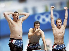 my dream man should be a mixture of these three :) <3