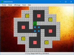 SokoStation v7.0.3 - SOKOBAN Scrabble