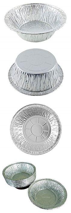 Handi-Foil 12  Aluminum Foil Pie Pan Extra-Deep Disposable Tin Plates (pack of 100)   Disposable Cookware   Pinterest   Products  sc 1 st  Pinterest & Handi-Foil 12