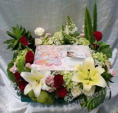 #Flower packaging for Seserahan #CultureOfJava
