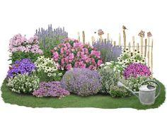 A front yard becomes a garden court garden idea - Alles über den Garten Garden Care, Jardim Natural, Landscape Design, Garden Design, Fast Growing Plants, Garden Borders, Natural Garden, Garden Cottage, Plantation