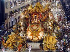 O maior espetáculo do mundo: CARNAVAL BRASILEIRO (Rio de Janeiro).