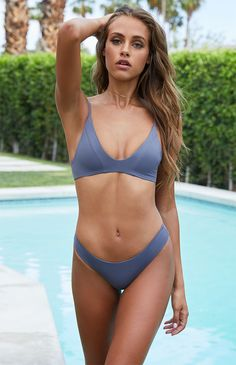 1aee6b07afd5f Frankie Swim Baby Seamless Bralette Bikini Top at PacSun.com