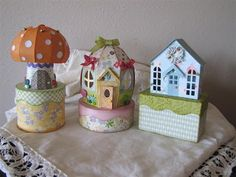 Easter - Cottontail Village by SVGCuts.com @Carmen Perez Grace