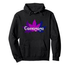 Cannamama Stoner mom Marijuana Momma Weed Cannabis 420 THC Pullover Hoodie dbtgarb Weed Hoodies, Stoner, Cannabis, Fashion Brands, Graphic Tees, Pullover, Mom, Sweaters, Ganja