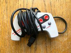 Vintage Nintendo NES Original Game MAX Controller