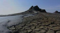 AZERBAIJAN -Mud Volcanoes of Azerbaijan   Atlas Obscura
