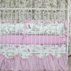 Fairy Tales Inspired Baby Bedding