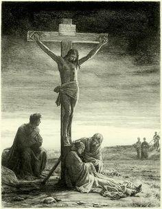 -Autor: Carl Heinrich Bloch -Año: 1881 -Nombre de la obra: La Crucifixión -Lugar: Copenaghe