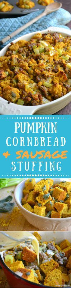 Pumpkin Cornbread St