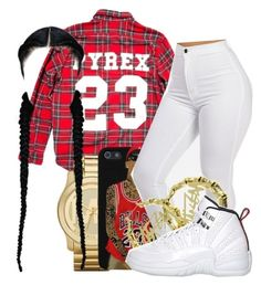 """""""find earl laying on a burgundy carpet pull my knife out sharpen it stab him"""" by maiyaxbabyyy ❤ liked on Polyvore featuring Pyrex, Michael Kors, Stussy and Retrò"""