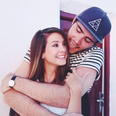 they are officially my favorite YouTube couple ever!!