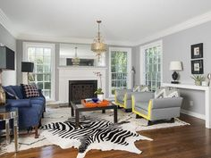 Colorful Eclectic House Tour