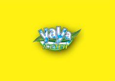 Yaya Romania logo, design by Victor Calomfir Portfolio Design, Romania, Logo Design, Logos, Portfolio Design Layouts, Logo