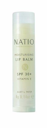 Natio Lip Balm SPF 30 *** Click on the image for additional details.