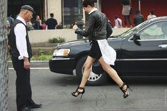 Fashion Ninja. via manrepeller.
