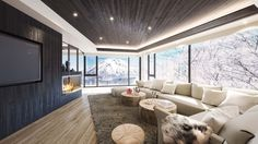 Haven Niseko s the ultimate luxury boutique chalet-hotel with breathtaking views of Mt Yotei and the Grand Hirafu ski runs. This Magnificent Life #travel