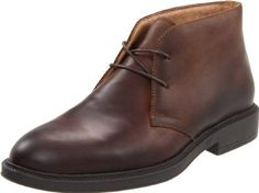 "Florsheim Men's Vance Chukka Boot Florsheim. $119.95. Not applicable. Manmade sole. Removable footbed. Heel measures approximately 1"". Shaft measures approximately 5"" from arch. leather"