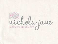 Photography logo design photography logo by PhotographyLogos