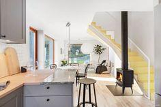 Une maison neuve pour une famille (via Bloglovin.com )