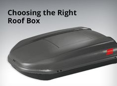 Roof boxes are a car's perfect companion; whether you are looking for extra space to pack your holiday luggage, or in need of more day-to-day storage space for a smaller car – we have a roof box for you. Car Roof Storage, Roof Box, Choose The Right, Small Cars, Camping Ideas, Jeeps, Carbon Fiber, Storage Spaces, Camper