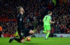 PL Manchester United vs Liverpool 1-1 - James Milner
