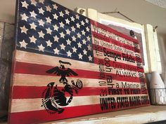 Hey, I found this really awesome Etsy listing at https://www.etsy.com/listing/400976003/marine-corps-flag-rustic-flag-usmc