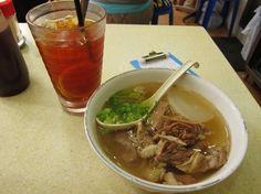 Hong Kong Comfort Food: Beef Brisket Noodle Soup
