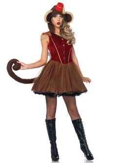 Flying Monkey Wind-Up Halloween Costume b8f535df56e