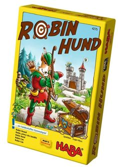 Robin Hound - Collecting and Matching Game | HABA USA We love Haba Games.