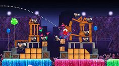 ANGRY BIRDS RIO - NOW WITH POWER-UPS TRAILER - IOS