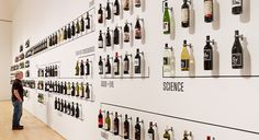 Wine Beyond the Glass  An exhibition examines the ways that wine and design go hand in hand