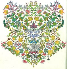 Michelle1 Adult Coloring, Coloring Books, Johanna Basford Secret Garden, Color Pencil Art, Prismacolor, Colored Pencils, 1, Wallpaper, Illustration
