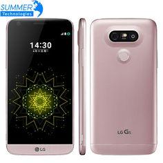 "Brand Name:LG Free Shipping US $175.98 - 249.98 Original LG G5 Smartphone Quad-core 5.3"" QHD IPS 4GB RAM 32GB ROM 16MP Camera LTE IPS Phone #popular #mobile #phones #useful"