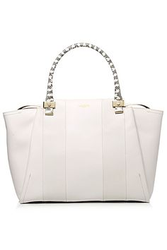 Lanvin - 2014 Spring-Summer v Luxury Handbags, Fashion Handbags, Fashion Bags, Black Clutch Bags, Handbags Online, Lanvin, Handbag Accessories, Purses And Bags, White Bags