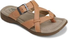 Eastland Pearl Strap Sandals