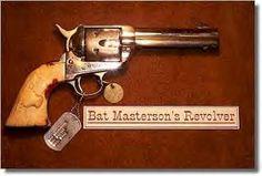 Bat Masterson | Famous Firearms ~ Bat Masterson | Guns...Knives...and...