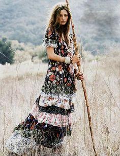 hippie prom dress Naf Dresses   Clothes   Pinterest   Blonder ...