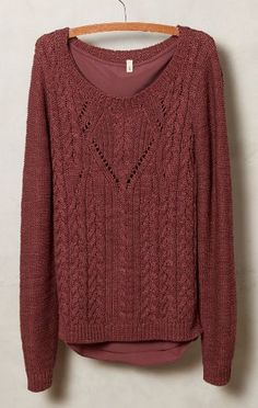 marsala-hued pullover  http://rstyle.me/n/uibtipdpe
