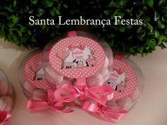 Caixa de acetato Fazendinha Rosa | Santa Lembrança Ateliê de Festas | Elo7