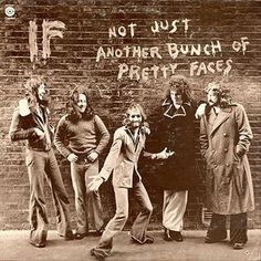 """""""If"""" was a progressive rock band formed in Britain in 1969. Referred to by Billboard as """"unquestionably the best of the so-called jazz-rock bands"""", in the period spanning 1970-75, they produced eight studio-recorded albums and did some 17 tours of Europe, the US and Canada."""