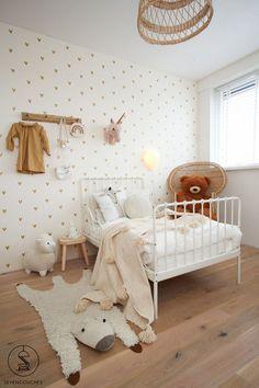 Sneak peek: de eerste beelden van de nieuwe peuterkamer | Follow our Pinterest page at @deuxpardeuxKIDS for more kidswear, kids room and parenting ideas