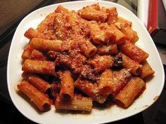 Pizza Rigatoni Crock Pot Recipe