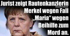 Ein Jurist aus Münster hat Anzeige gegen Bundeskanzlerin Merkel erstattet wegen Verdacht auf Beihilfe zu Vergewaltigung und Mord. Es geht um den Fall Freiburg. Anzeige von René Schneider, Auszug: In dem Ermittlungsverfahren gegen Herrn Hussein Khavari , afghanischer Staatsangehöriger,