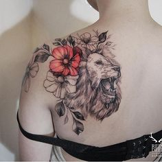 Skin Deep Tales - womenwithink:   By @zihwa_tattooer #womenwithink...