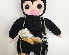Niffler crochet pattern english /dutch pdf